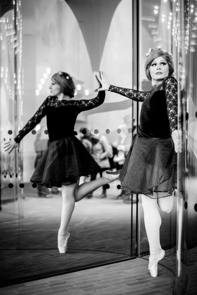 Portraitshooting mit TerriBell Elbphilharmonie