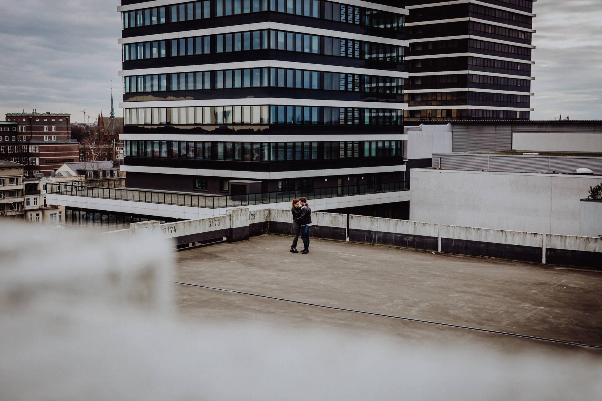 Paarfotos in Hamburg